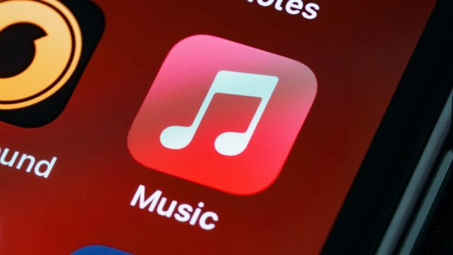 iphone smartphone music app